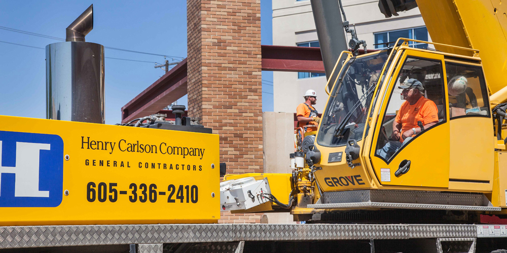About Henry Carlson Company - Construction Services