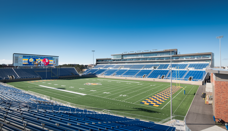 Sdsu Dana J Dykhouse Football Stadium Henry Carlson Company