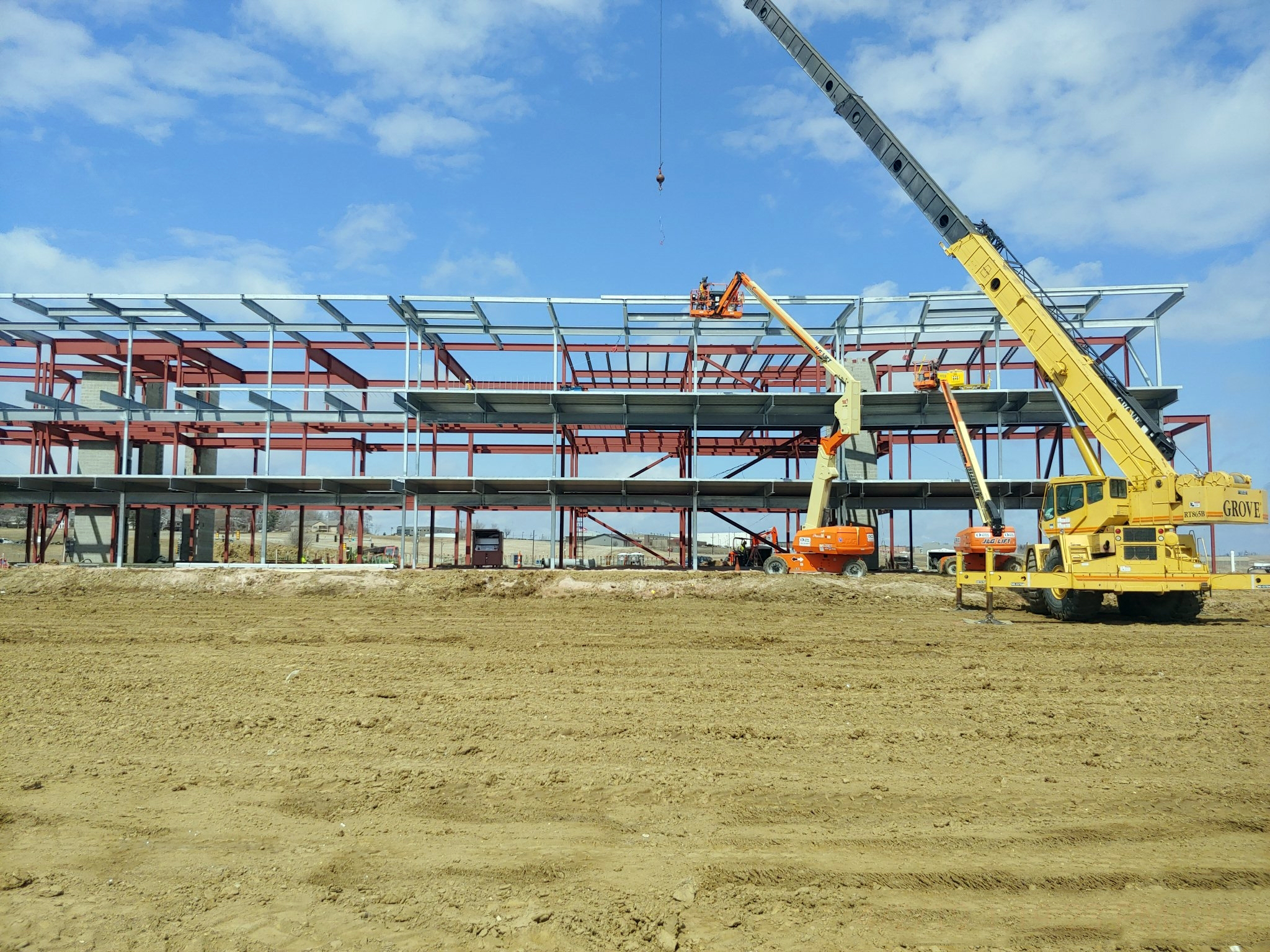 Henry Carlson Construction - Current Projects