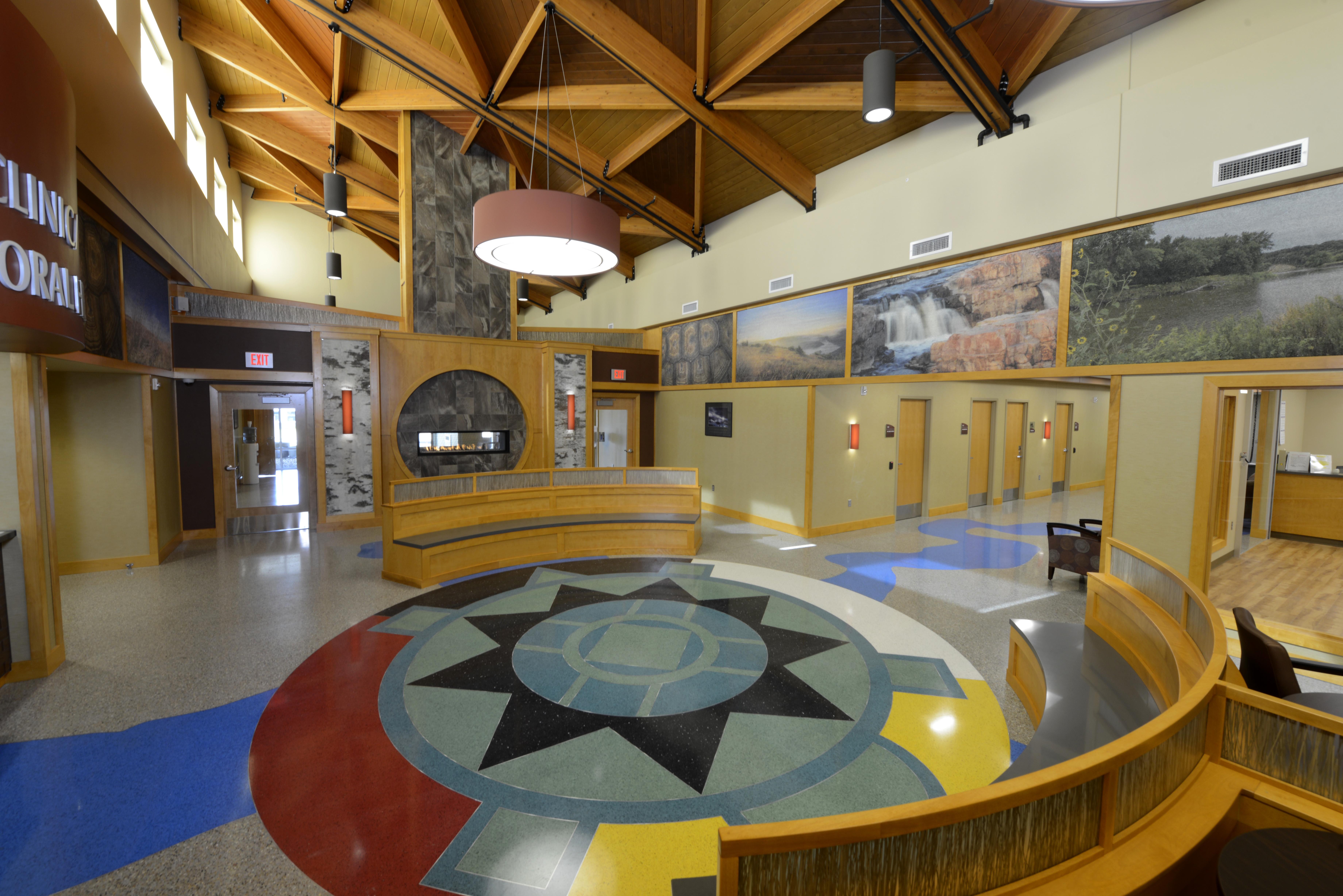 flandreau santee sioux tribal health clinic